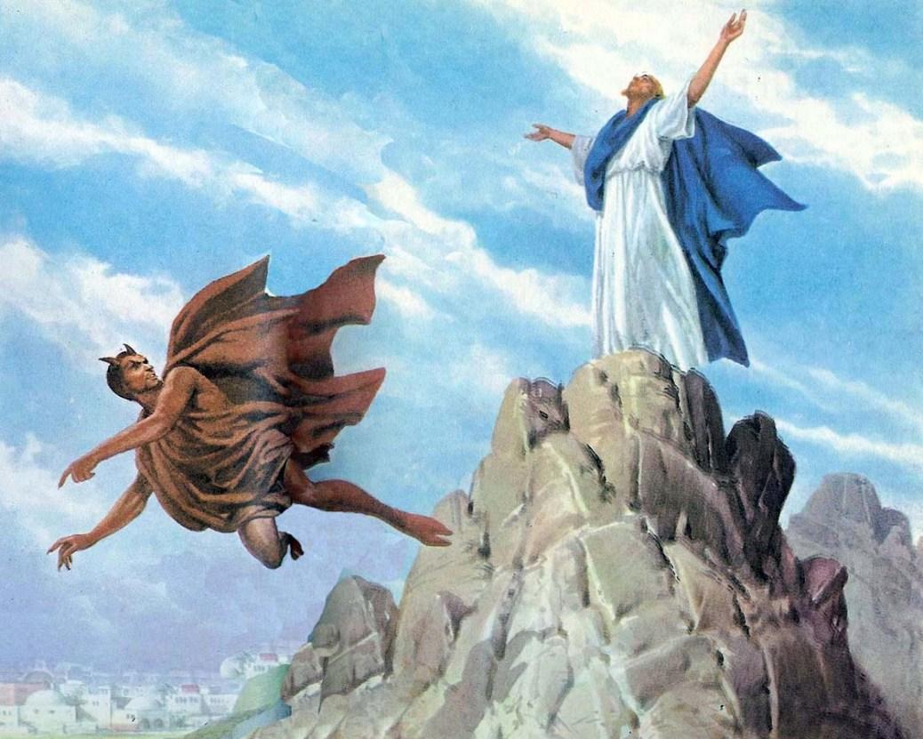 Por-qué-Jesús-fue-tentado-por-el-Diablo